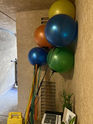 New balloons stand for a birthday or business for Sale in Los Angeles, CA