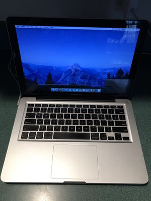 """2012 Macbook Pro 13"""" with Charger for Sale in Hackettstown, NJ"""