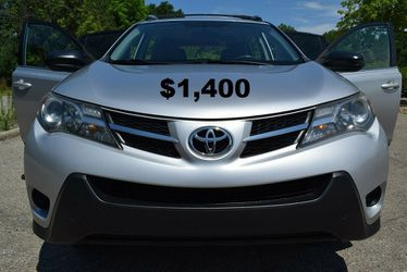 $14OO Selling ♛2013 Toyota RAV4 AWD LE-EDITION for Sale in Oakland,  CA
