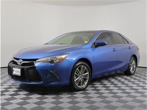 2017 Toyota Camry for Sale in Burien, WA