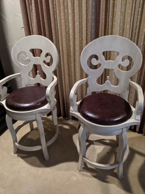 Winesburg Barstool Chairs- 2