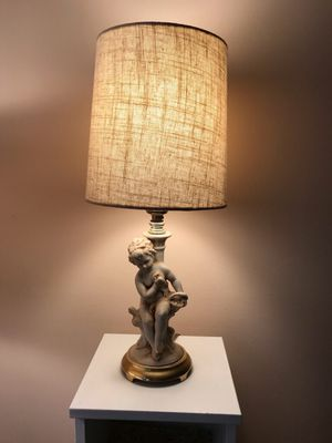 Antique Table Lamp for Sale in Raleigh, NC