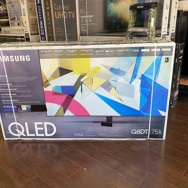 75 INCH SAMSUNG QLED Q80T Q80 Q8 SMART 4K Tv Sale GAMING TV FULL ARRAY HDMI 2.1