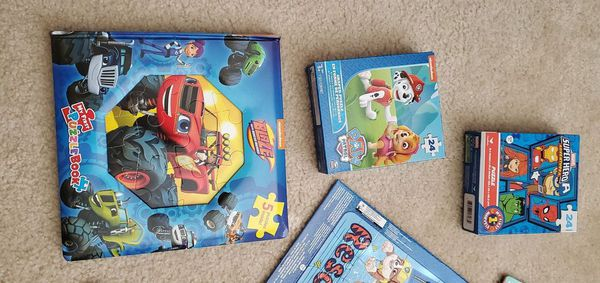 Kids puzzles - 14+ in all - $10