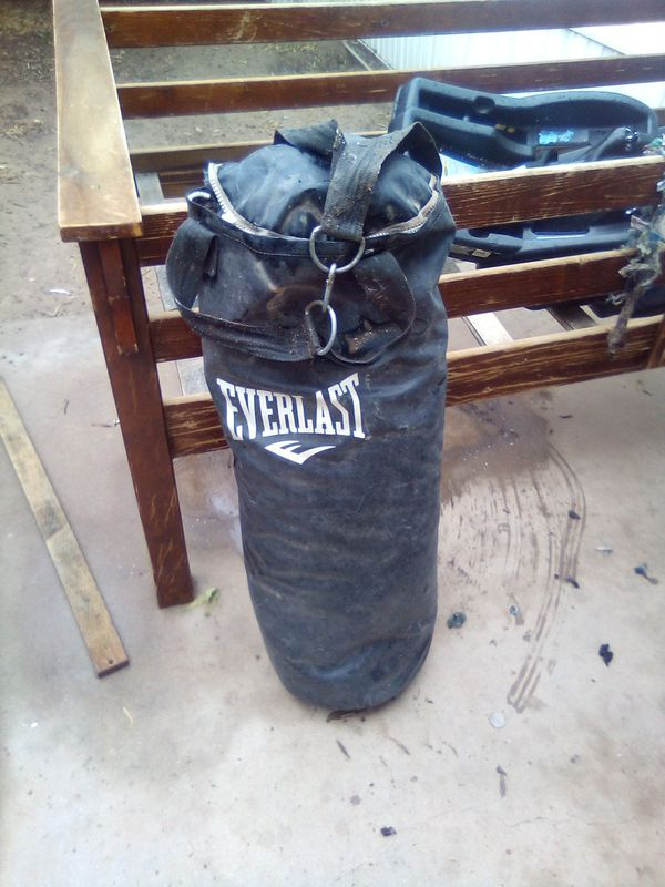 Ever last punching bag