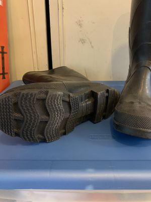 Rubber boots for Sale in Salem, OR