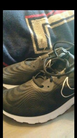 Black Nike running shoes size 10.5 brand new never been worn paid $70 yours for $50 for Sale in Columbus, OH