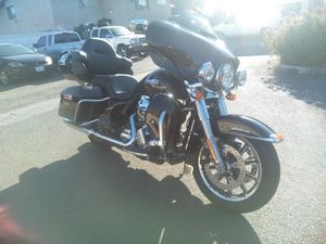 2014 Harley Davidson Electra glide ultra limited for Sale in Garden Grove, CA