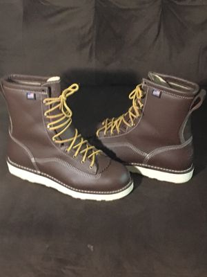 Power foreman danner work boots for Sale in Gresham, OR