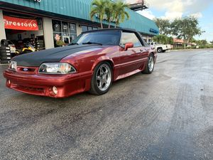 1989 mustang 5.0 for Sale in Coconut Creek, FL