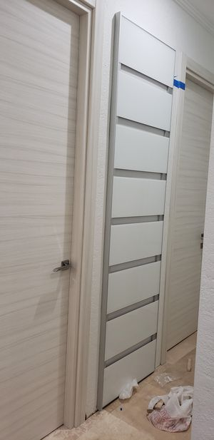 Interior Doors Glass and Itaian Solid Wood for Sale in Sunrise, FL