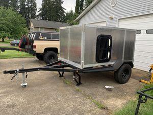 Custom overland trailer for Sale in Hillsboro, OR