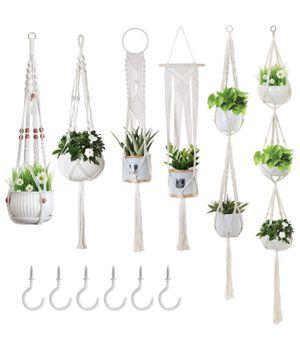 Set of 6 plant holder for Sale in Alhambra, CA