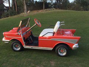 Club Car 57 Chevy Belair for Sale in Payson, AZ