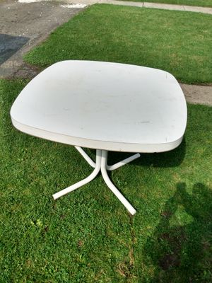 Kitchen / outdoor table for Sale in Wayne, MI