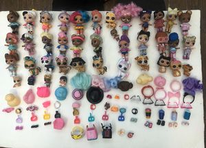 LOL Dolls, Pets, little sisters and accessories for Sale in Tustin, CA
