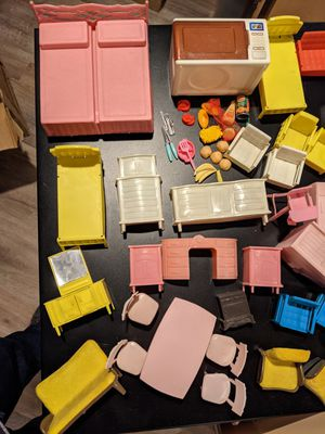 1960s Dollhouse Furniture for Sale in Swatara, PA