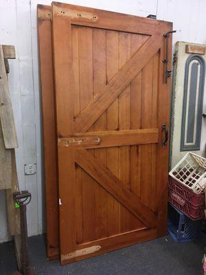 Brand new barn doors for Sale in Havre de Grace, MD