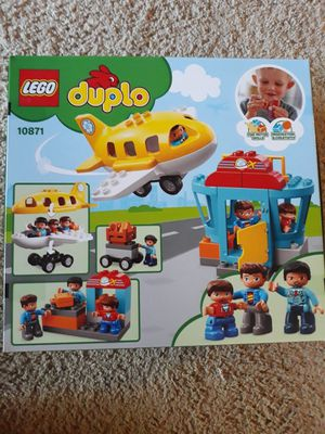 Airport Duplo Lego set for Sale in Martinez, CA