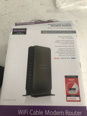 NETGEAR Modeum Router for Sale in Queens, NY