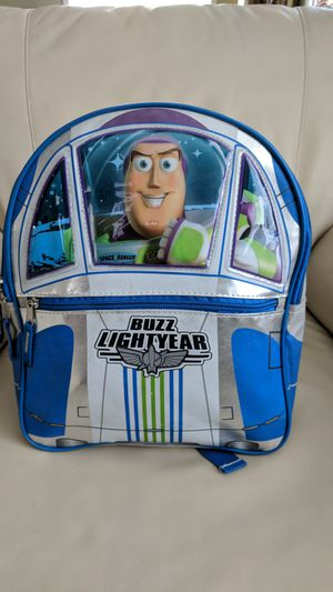 Toy Story kids backpack, Disney Pixar, with Buzz Lightyear. Good condition. for Sale in Portland, OR