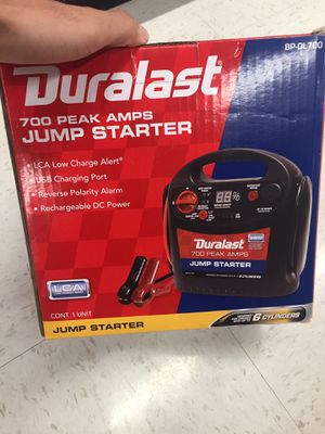 Duralast Jump starter for Sale in St. Louis, MO