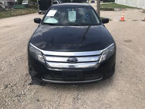 2009 2010 2011 2012 ford fusion for parts for Sale in Dallas, TX