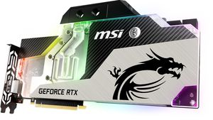 Nvidia MSI 2080 ti seahawk waterblock for Sale in Sun City, AZ