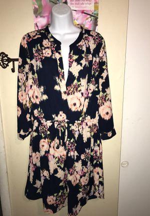 Daniel rainn multi colored dress size Medium for Sale in Brandon, FL
