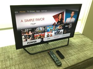 ***AVAILABLE NOW*** 32 inch Element TV with Remote and Smart WiFi TV Amazon Fire TV Stick with Fire TV Stick Remote! for Sale in Fort Lauderdale, FL