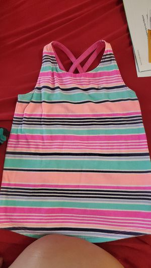 Size 5 little girls summer top for Sale in Ontario, CA