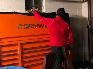 Cornwell tool box for Sale in Dearborn, MI