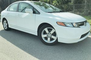 Excellent condition inside and out 2006 Honda Civic EX for Sale in St. Petersburg, FL