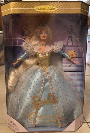 Cinderella Barbie for Sale in Miami Gardens, FL