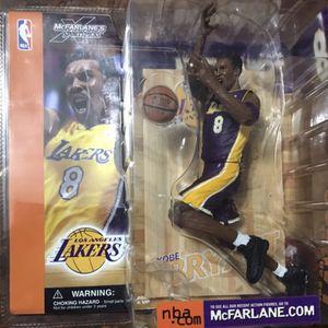 McFarlane Toys NBA Sports Picks Series 1 Action Figure Kobe Bryant (Los Angeles) for Sale in South El Monte, CA