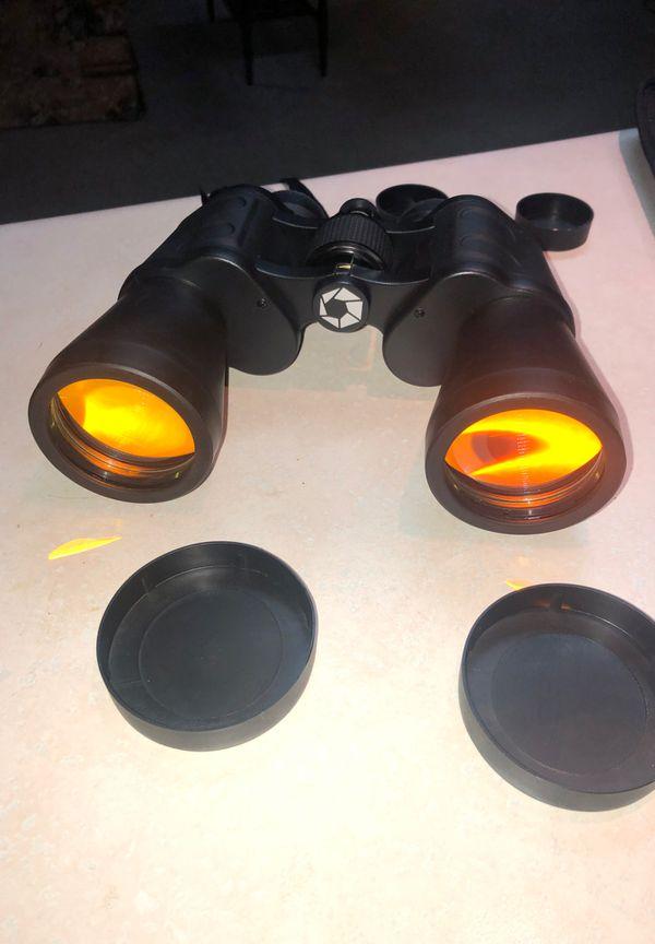 Binoculares new