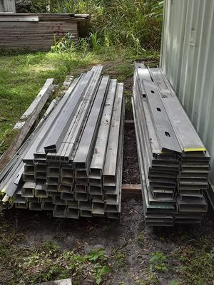 COMMERCIAL METAL FRAMING STUDS per ft for Sale in Tampa, FL