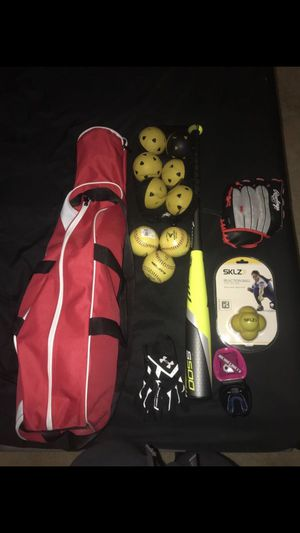 Softball gear for Sale in Pinellas Park, FL