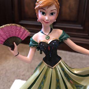 Anna Disney Showcase Frozen Figurine for Sale in Santa Ana, CA