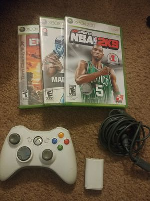 Xbox 360 controller bundle for Sale in Anaheim, CA