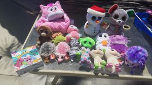 Beanie boos and puzzle for Sale in Winchester, CA