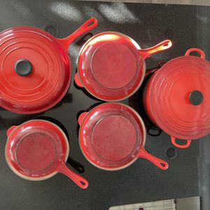 Le Creuset Cookware Pots & Pans for Sale in Rancho Cucamonga, CA