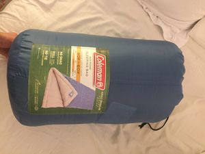 BRAND NEW: Coleman Adult Sleeping Bag for Sale in Austin, TX