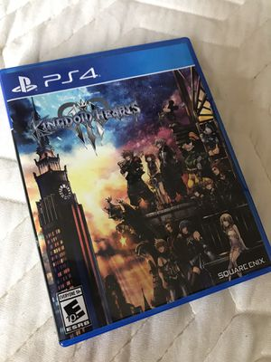 Brand new Kingdom Hearts 3 game! for Sale in Round Rock, TX