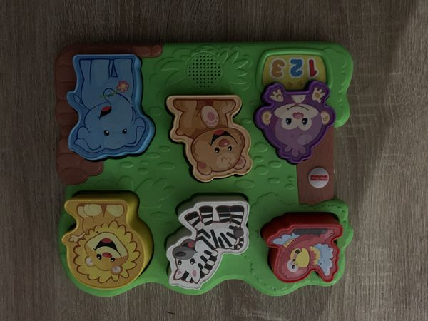 Toddler learning toys