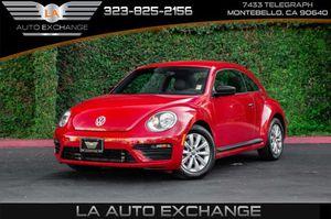 2017 Volkswagen Beetle for Sale in Montebello, CA