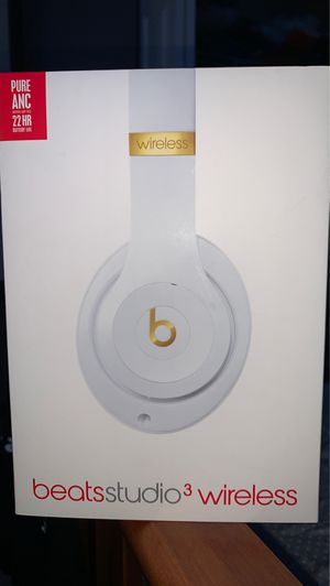 Beats Studio 3 Wireless for Sale in Hanover, MD