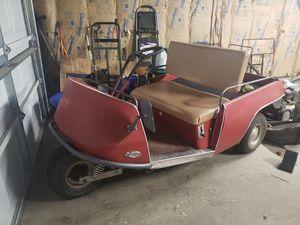 Vintage 3wheel golf cart for Sale in Saint Paul, MN