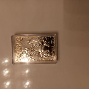 23 Karat Gold Plated Charizard Pokemon Card for Sale in Katy, TX