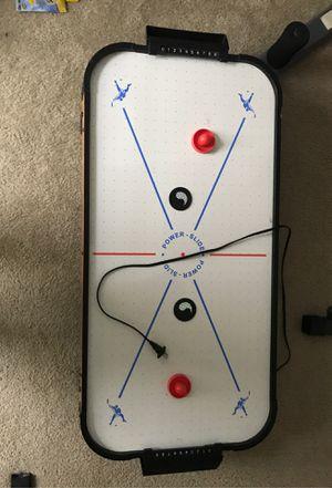 PowerSlide Tabletop Air Hockey for Sale in Midlothian, TX